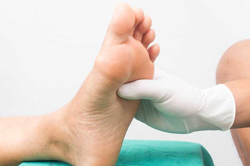 Diabetic Foot—Podiatrists in NT